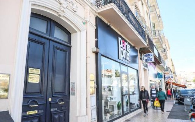 Отель Acci Studios City Center Франция, Канны - отзывы, цены и фото номеров - забронировать отель Acci Studios City Center онлайн вид на фасад