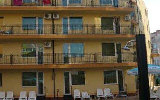 Отель Amadeus Sunny Beach Солнечный берег