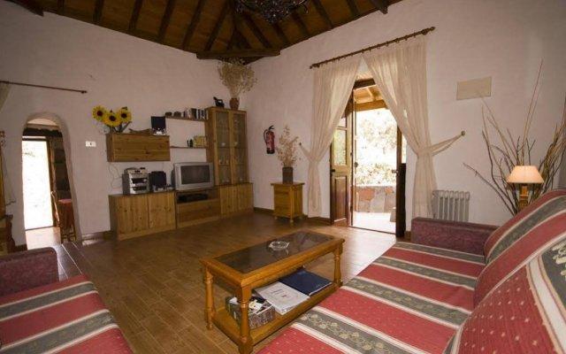 Отель La Montaña комната для гостей