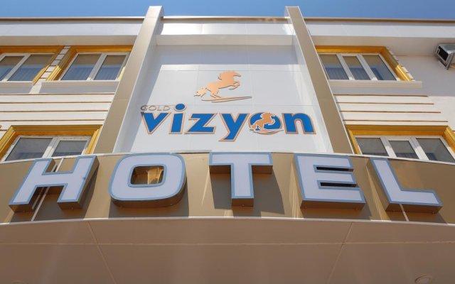 Gold Vizyon Hotel Турция, Селиме - отзывы, цены и фото номеров - забронировать отель Gold Vizyon Hotel онлайн вид на фасад