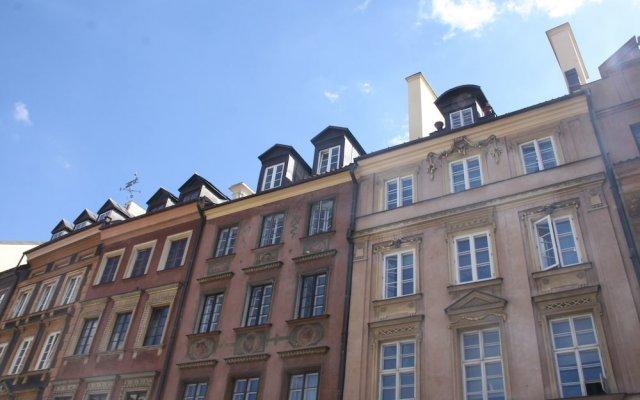 Апартаменты Rynek Apartments Old Town вид на фасад