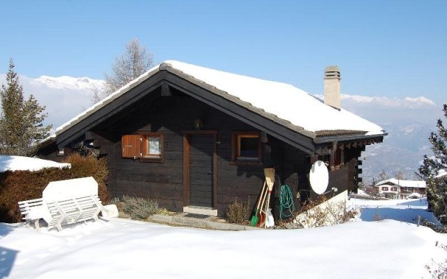 Отель Holiday home Lao-Lao Haute Nendaz Нендаз вид на фасад