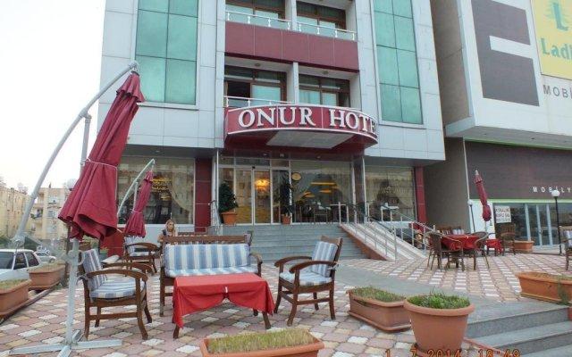 Grand Onur Hotel Турция, Искендерун - отзывы, цены и фото номеров - забронировать отель Grand Onur Hotel онлайн вид на фасад