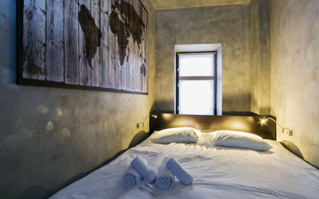 Хостел Loft Hostel77 вид на фасад