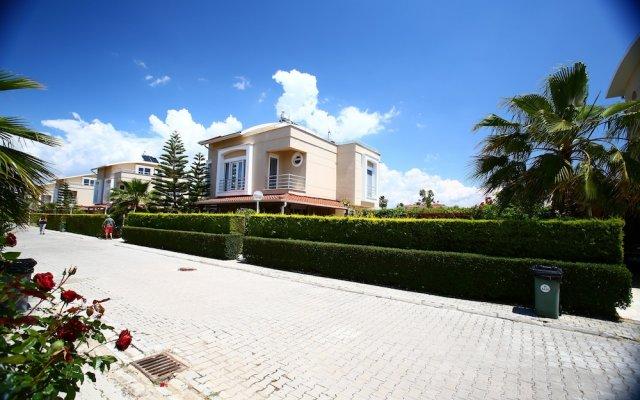 Отель Вилла Royal Paradise Town Белек вид на фасад