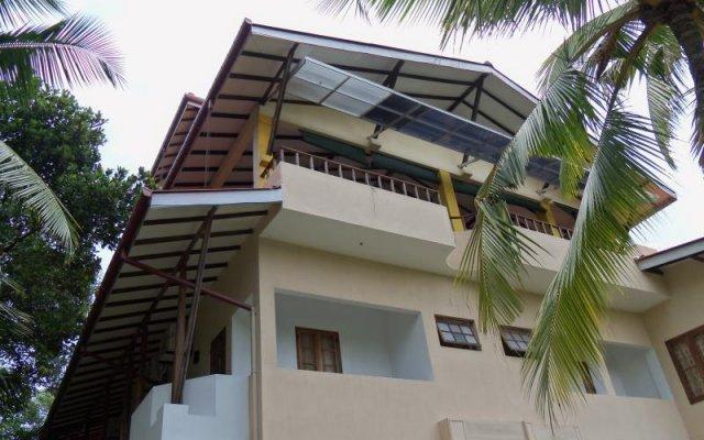 Heritage Garden - Wadduwa Hotel вид на фасад