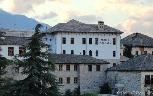 Hotel Kalemi 2 вид на фасад