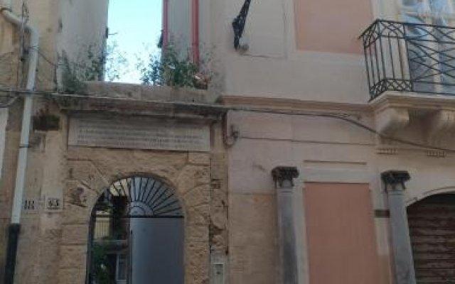 Отель Casa by Duomo di Ortigia Сиракуза вид на фасад