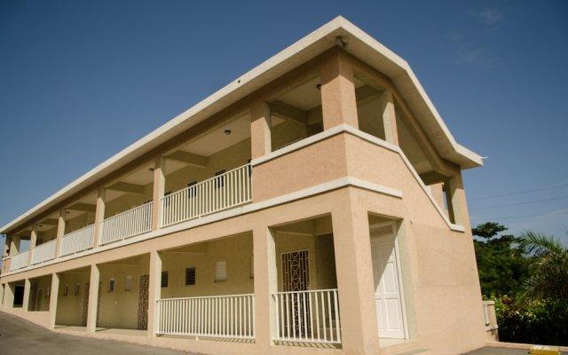 Отель Monimo Ridge Suites вид на фасад