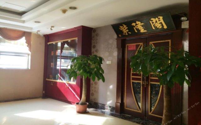 Отель Zilaixuan Hotel Китай, Чжуншань - отзывы, цены и фото номеров - забронировать отель Zilaixuan Hotel онлайн вид на фасад