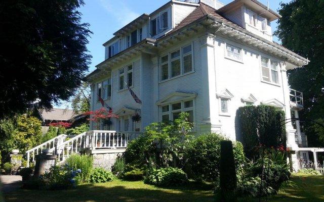 Отель Balfour House Канада, Ванкувер - отзывы, цены и фото номеров - забронировать отель Balfour House онлайн вид на фасад