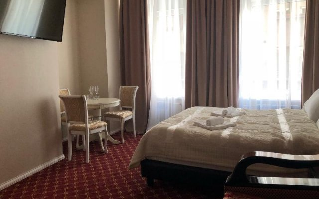 Boutique Grand hotel Kronverskiy комната для гостей