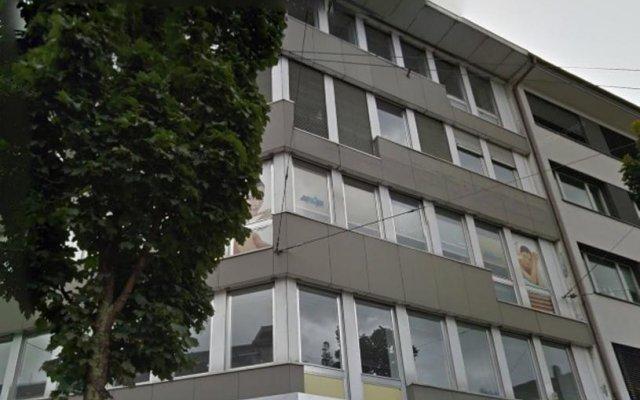 Hard Hostel Zürich вид на фасад