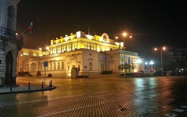 Отель Italian House Sofia вид на фасад
