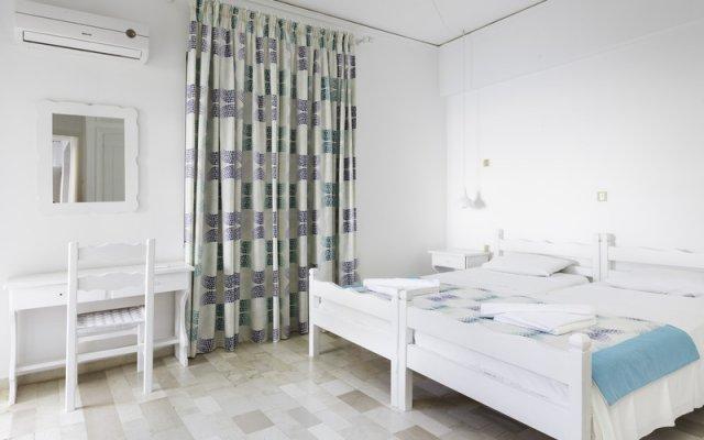 Отель Douka Seafront Residences комната для гостей
