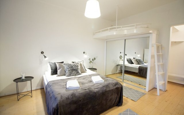 Апартаменты 2ndhomes Kamppi Apartments 5 комната для гостей