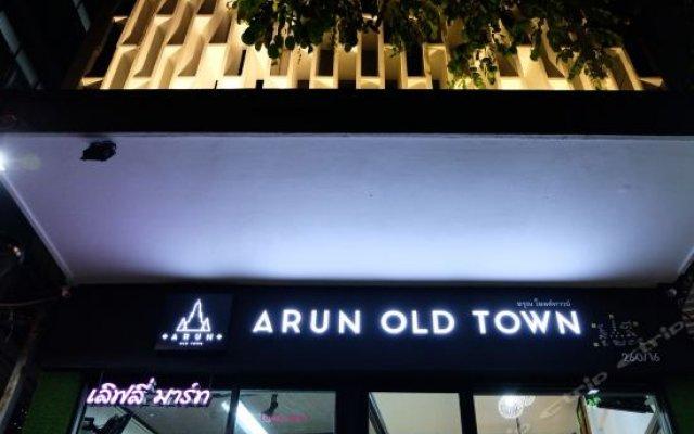 Arun Old Town Hostel вид на фасад