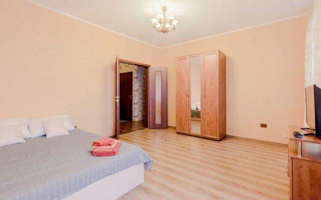 Гостиница FlatHome24 Ladozhsky Vokzal комната для гостей