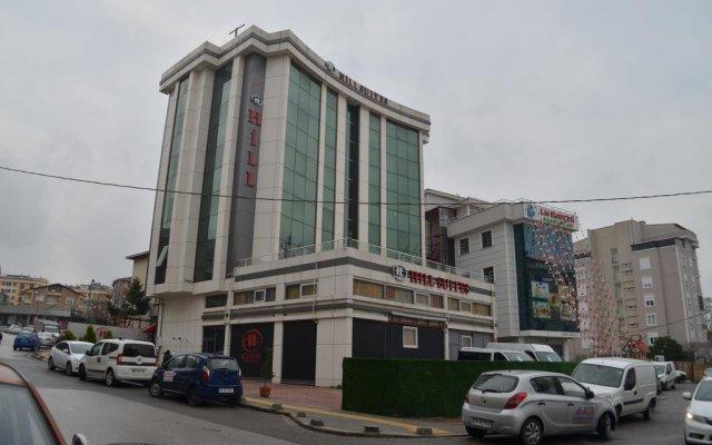 Отель Hill Suites вид на фасад