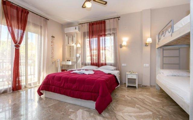 Отель Agali Villa комната для гостей
