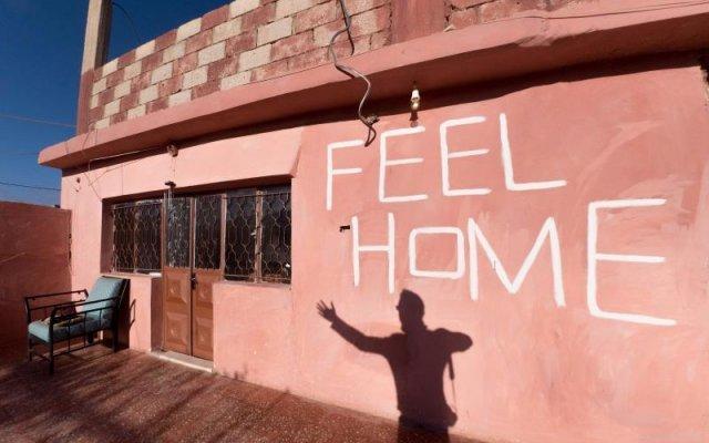 Отель Petra Bedouin House Иордания, Вади-Муса - отзывы, цены и фото номеров - забронировать отель Petra Bedouin House онлайн вид на фасад