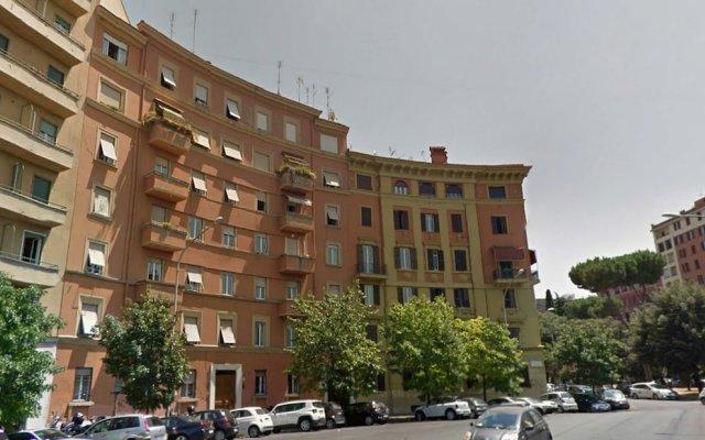 Апартаменты Clodio10 Suite & Apartment вид на фасад