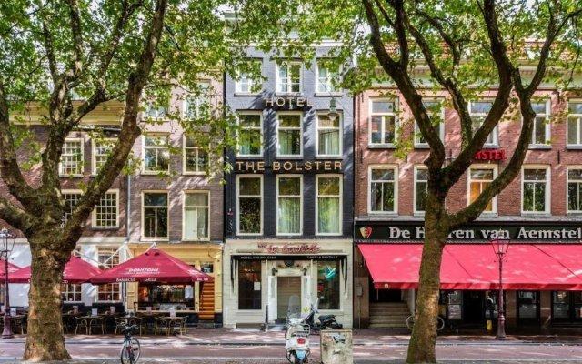 Отель Budget Hotel Thorbecke Нидерланды, Амстердам - отзывы, цены и фото номеров - забронировать отель Budget Hotel Thorbecke онлайн вид на фасад