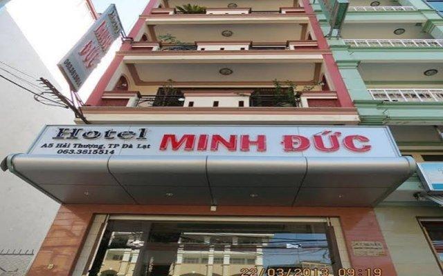 Minh Duc Hotel Dalat Далат вид на фасад