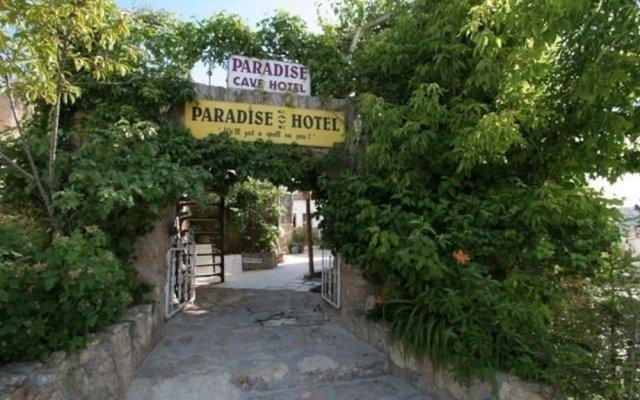 Paradise Cave Турция, Гёреме - отзывы, цены и фото номеров - забронировать отель Paradise Cave онлайн вид на фасад