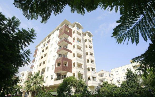 Almera Apart Hotel вид на фасад