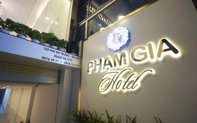 Pham Gia Hotel Далат вид на фасад