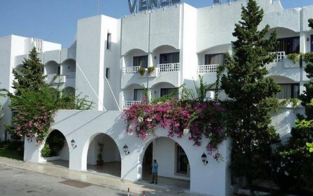 Отель Caribbean World Venus Beach вид на фасад