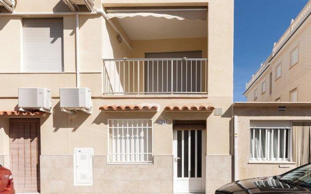 Отель COMTESSA Испания, Олива - отзывы, цены и фото номеров - забронировать отель COMTESSA онлайн вид на фасад