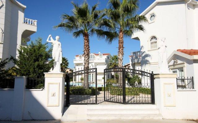 Helios Residence Турция, Белек - отзывы, цены и фото номеров - забронировать отель Helios Residence онлайн вид на фасад