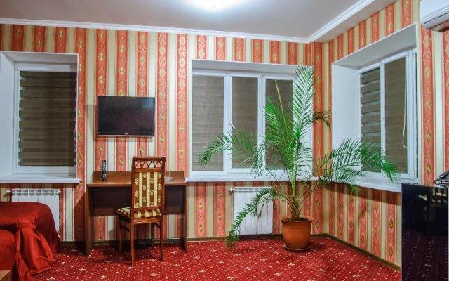 Мини-отель Ностальжи Саратов вид на фасад
