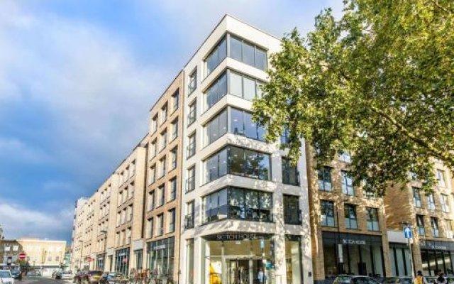 Отель Sketch House Великобритания, Лондон - отзывы, цены и фото номеров - забронировать отель Sketch House онлайн вид на фасад