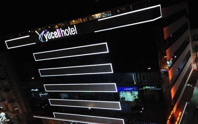Yucel Hotel Турция, Усак - отзывы, цены и фото номеров - забронировать отель Yucel Hotel онлайн вид на фасад