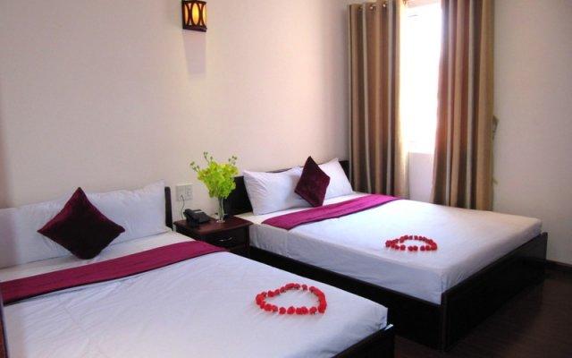 Camellia Nha Trang 2 Hotel вид на фасад