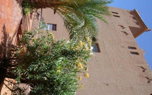 Отель Le Sauvage Noble Марокко, Загора - отзывы, цены и фото номеров - забронировать отель Le Sauvage Noble онлайн вид на фасад