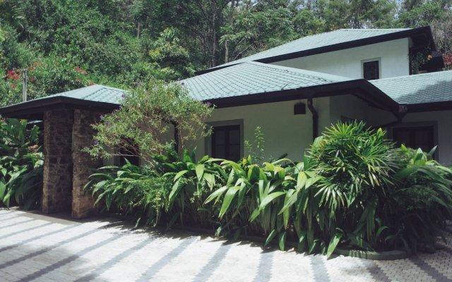 Отель Villa Republic Bandarawela вид на фасад