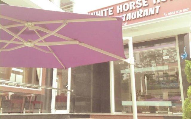 White Horse Hotel & Restaurant Далат вид на фасад