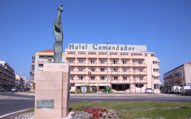 Hotel Comendador вид на фасад