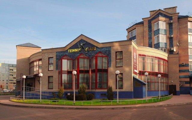 Гостиница La Vie de Chateau в Оренбурге 1 отзыв об отеле, цены и фото номеров - забронировать гостиницу La Vie de Chateau онлайн Оренбург вид на фасад