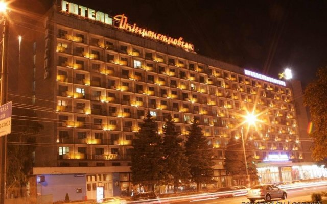 Гостиница Dnipropetrovsk Днепр