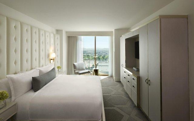 Отель Delano Las Vegas at Mandalay Bay комната для гостей