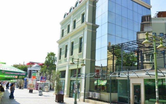 Отель Plaza Болгария, Бургас - отзывы, цены и фото номеров - забронировать отель Plaza онлайн вид на фасад