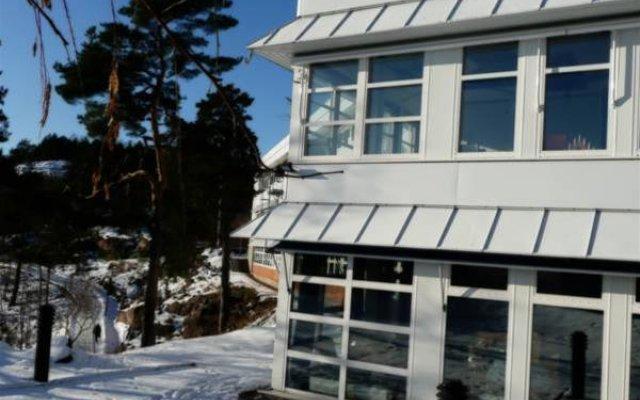 Отель Kvarnholmen вид на фасад