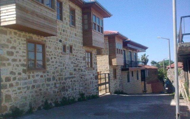 Sempati Motel Турция, Сиде - отзывы, цены и фото номеров - забронировать отель Sempati Motel онлайн вид на фасад