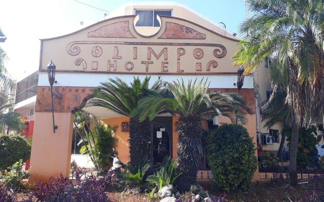 Отель Olimpo Доминикана, Ла-Романа - отзывы, цены и фото номеров - забронировать отель Olimpo онлайн вид на фасад