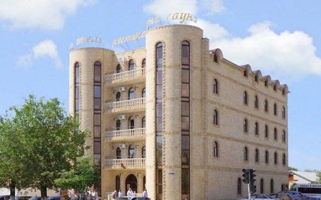Гостиница Frant вид на фасад